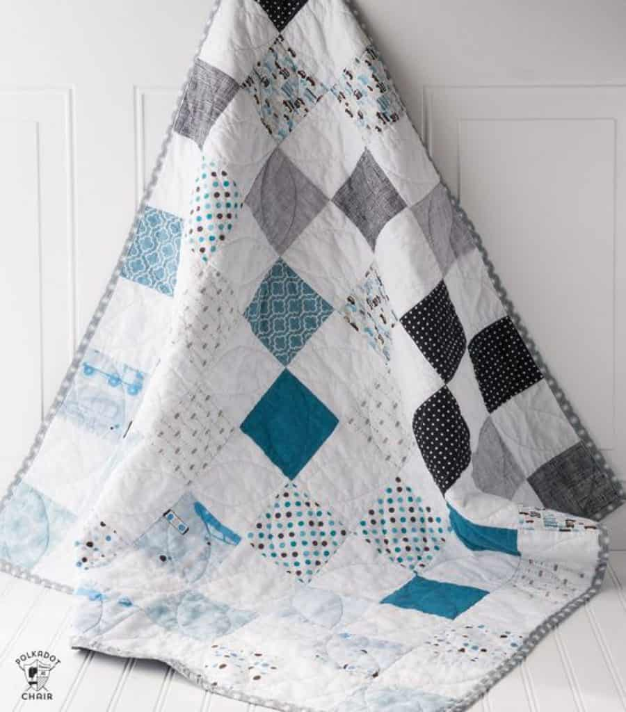 Baby Quilt Patterns.Free Baby Quilt Patterns 20 Of My Favorites Wren Collective