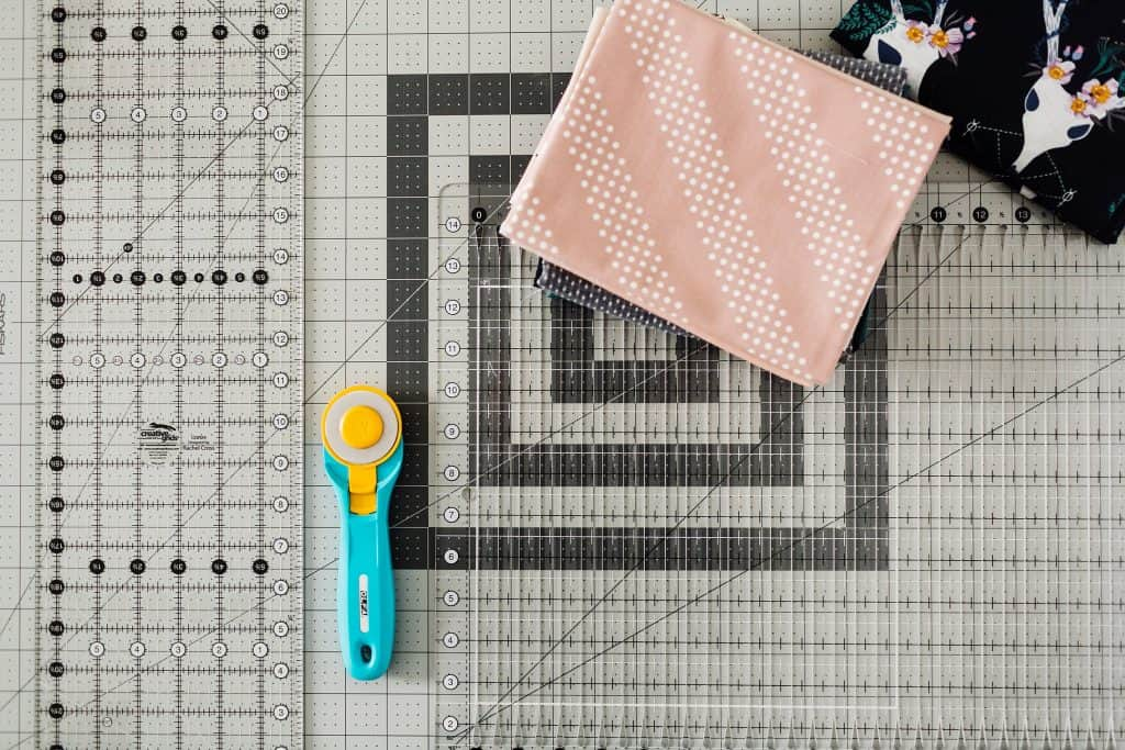 supplies needed to make quilt