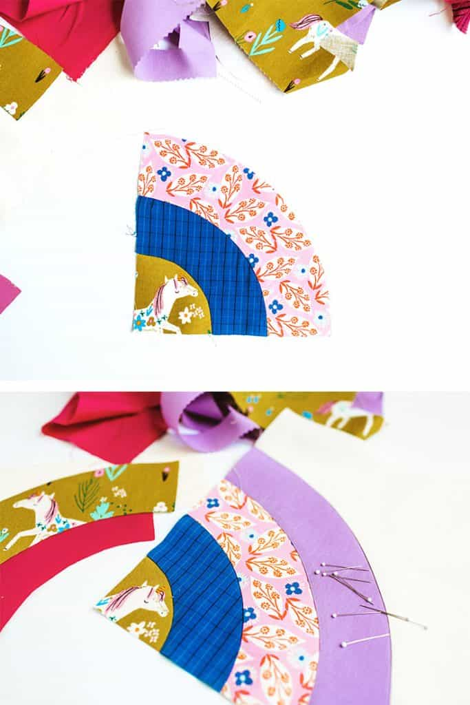 Sewing Curves: a step by step tutorial on how to get great results. This tutorial is great for beginners as well as more advanced quilters.