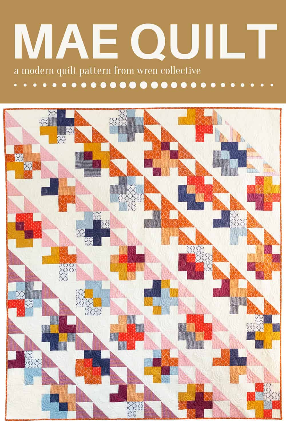 The Mae Quilt Variation - 001