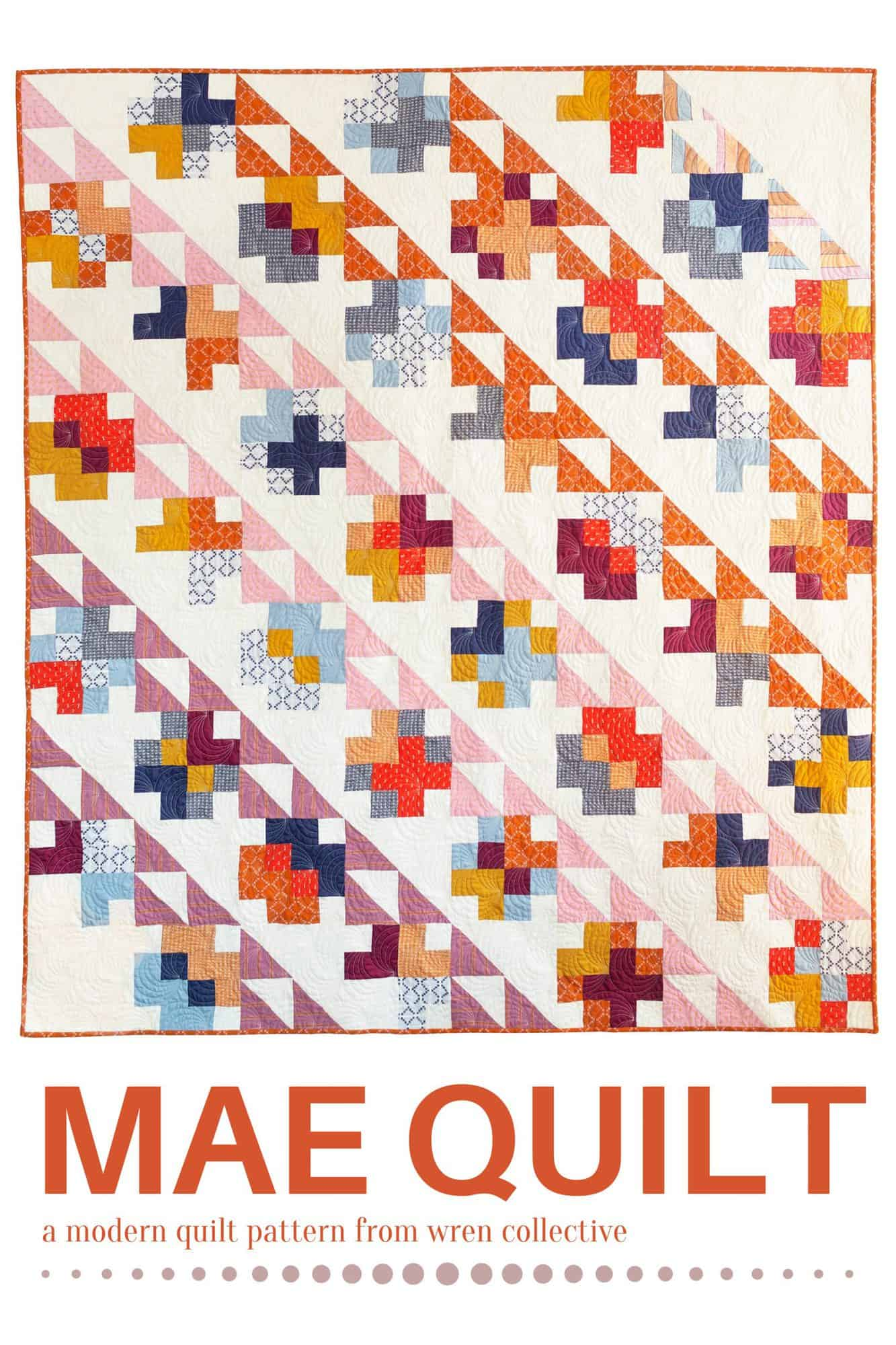 The Mae Quilt Variation - 003