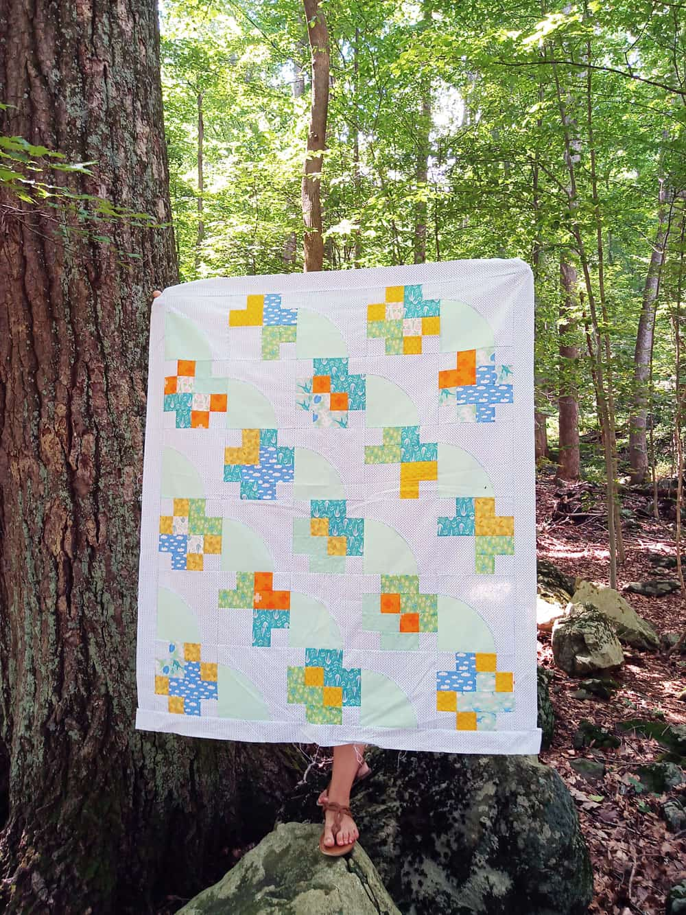 The Marcella Quilt Tester Versions - Crafty Quilty Mom 001
