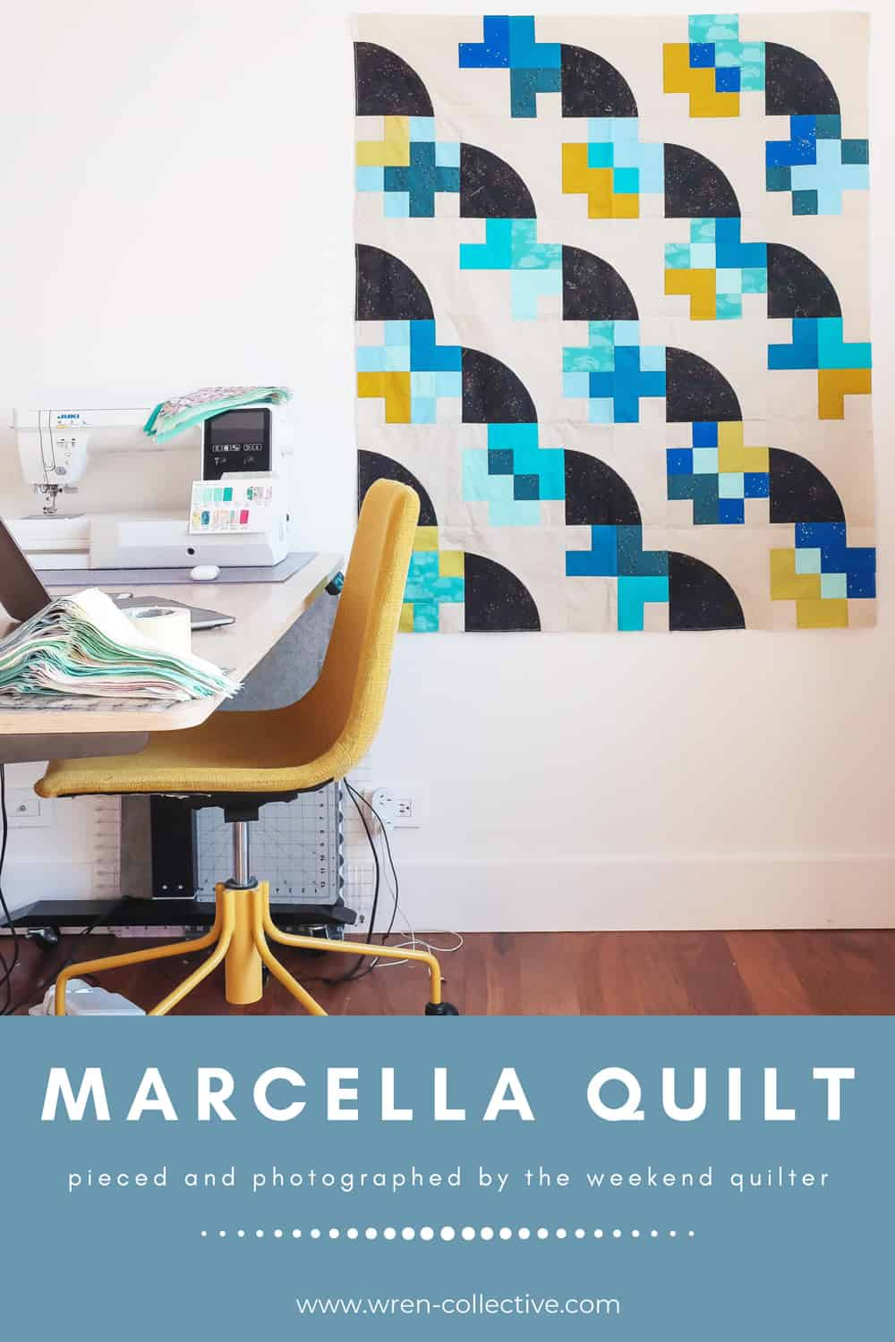 The Marcella Quilt Tester Versions - Weekend Quilter 003