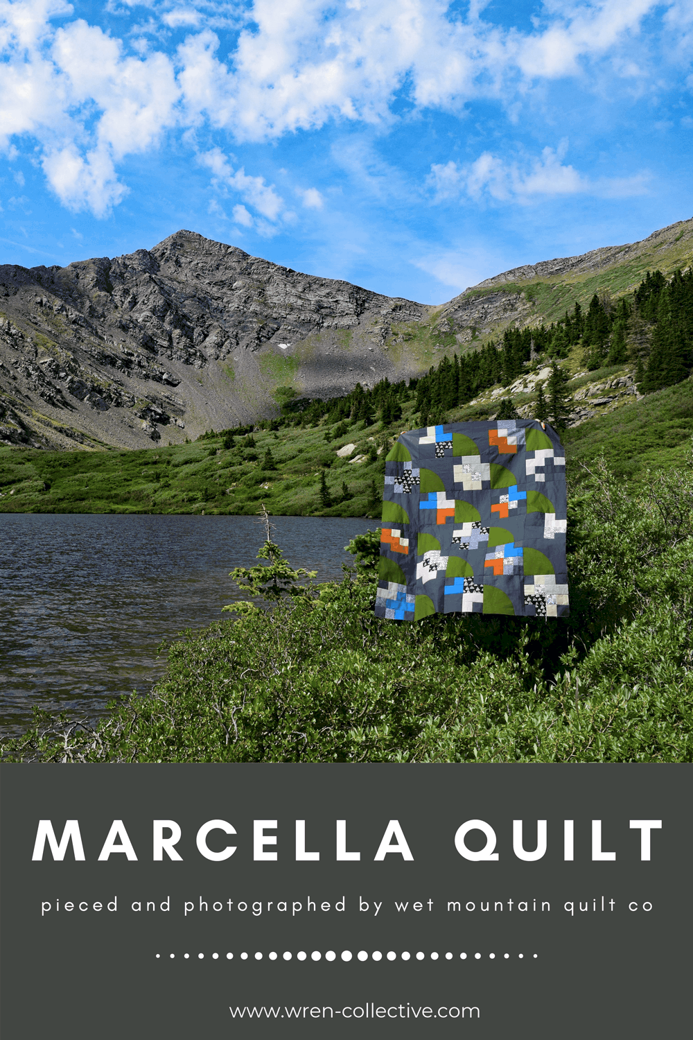 The Marcella Quilt Tester Versions - Wet Mountain Quilt Co 001