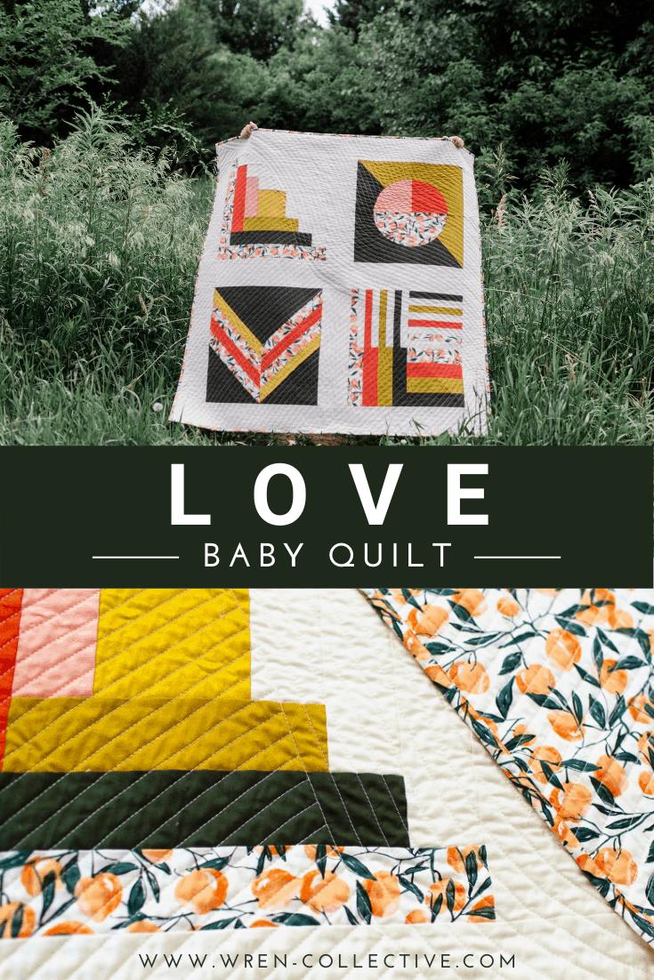 Kinfolk Modern Sampler Quilt_Wren Collective_Baby Quilt Version 002